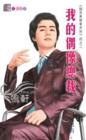 我的偶像总裁封面