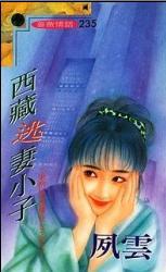 西藏逃妻小子封面