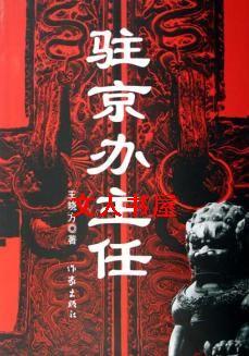 驻京办主任封面