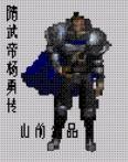 隋武帝杨勇新传封面